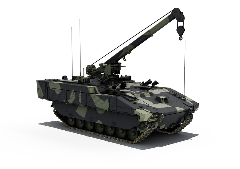 General Dynamics Just Unveiled a Light Tank That Could