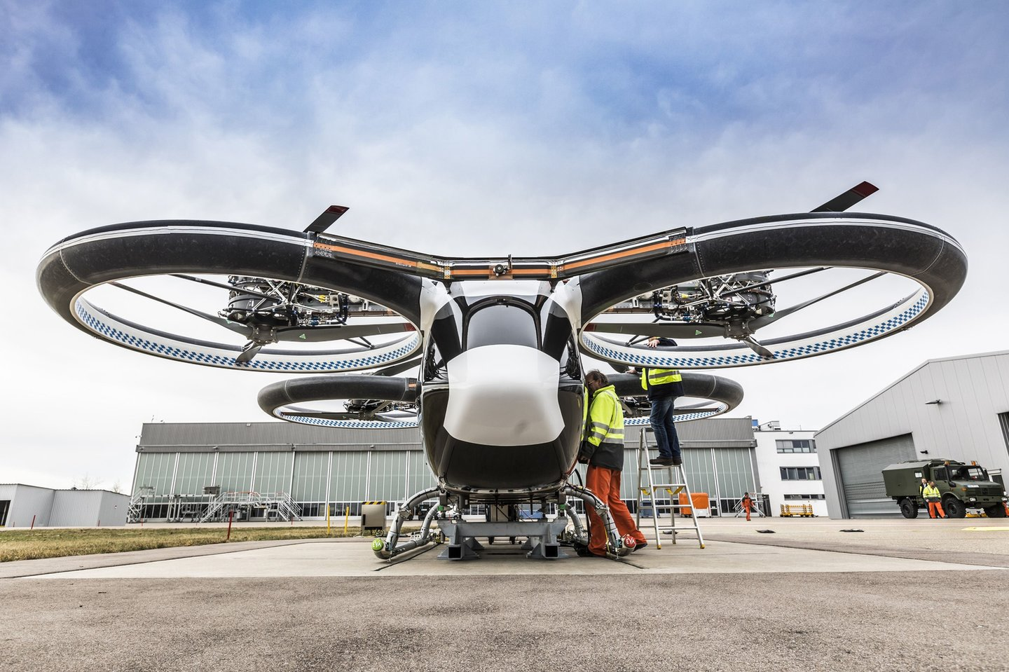 The commercial aerospace sector is leading the urban air mobility revolution