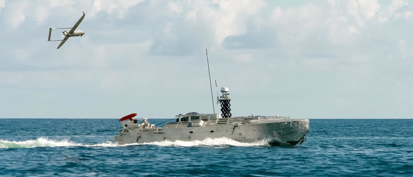 US Navy will use Textron's USV for unmanned minehunting
