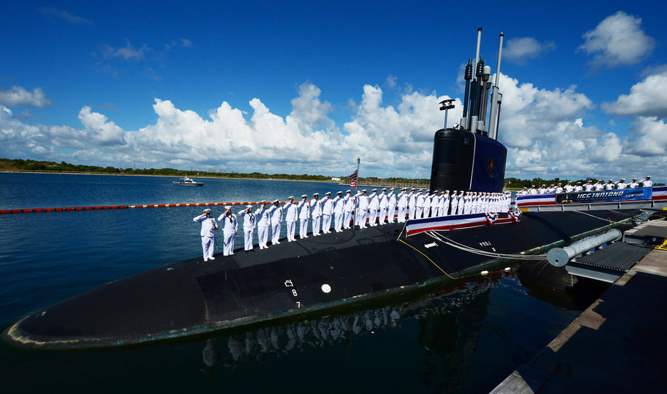 attack sub to underwater spy a new role for us navy submarines